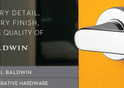 Baldwin Elegant Hardware