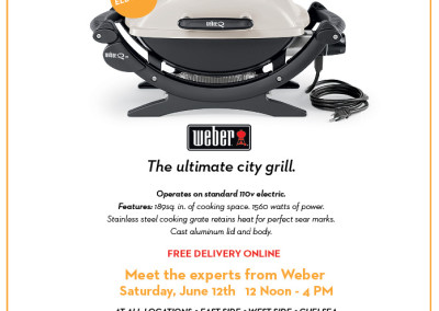Weber City Grill